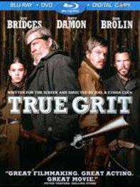 True Grit [2 Discs] [Includes Digital Copy] [Blu-ray/DVD] (2010)