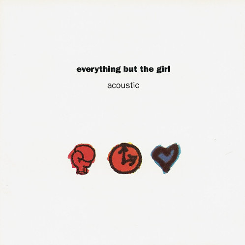Everything But The Girl ‎– Acoustic CD