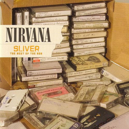Nirvana – Sliver CD