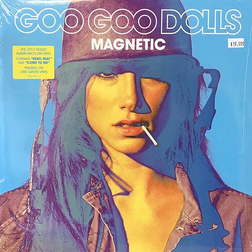 Goo Goo Dolls – Magnetic Lime green vinyl