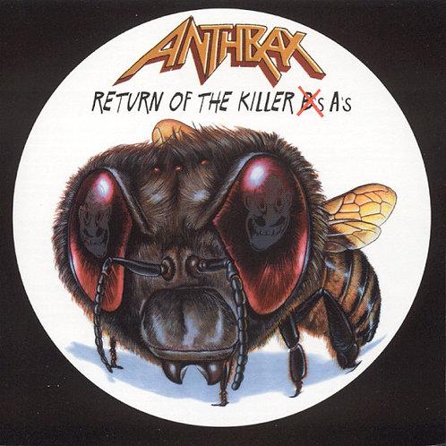 Anthrax – Return Of The Killer A's CD