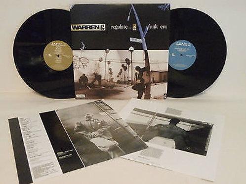 Warren G – Regulate... G Funk Era Anniversary Edition B&N exclusive