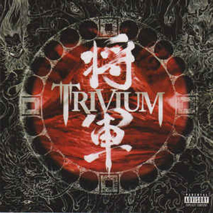 Trivium ‎– Shogun CD