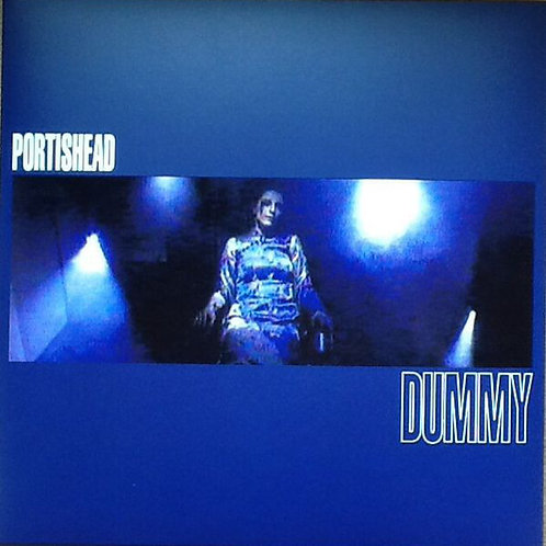 Portishead Dummy (20th Anniversary Reissue) LP