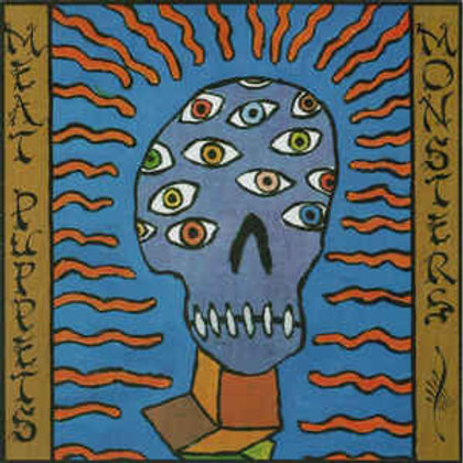 Meat Puppets ‎– Monsters