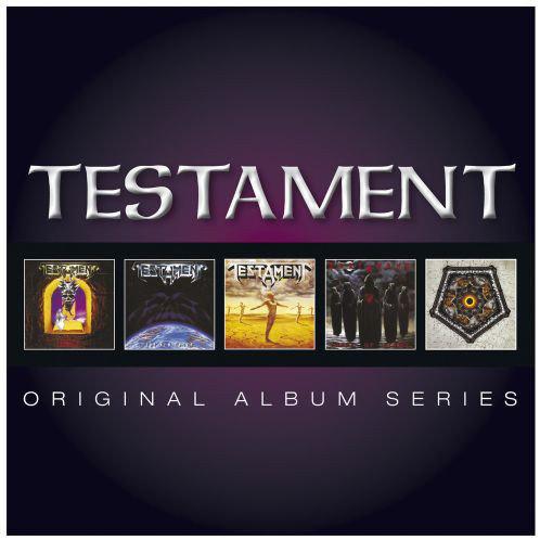 Testament (2) – Original Album Series CD
