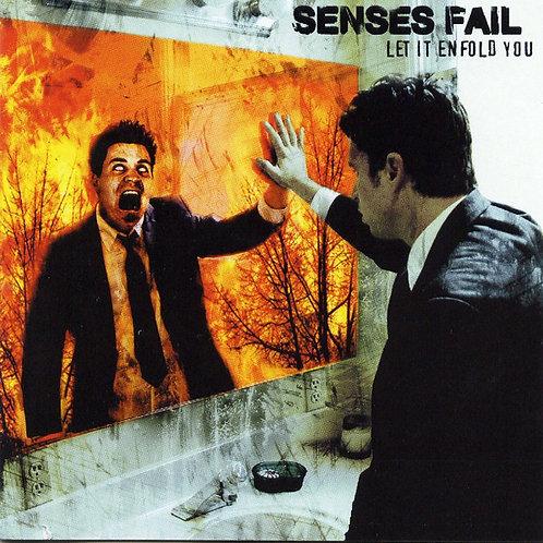 Senses Fail – Let It Enfold You CD
