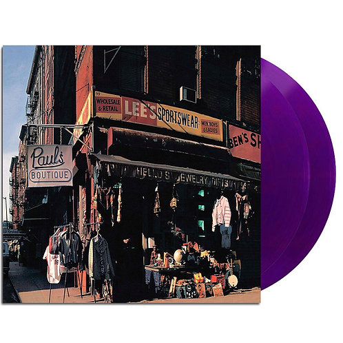 Beastie Boys – Paul's Boutique Limited Edition,  translucent Violet