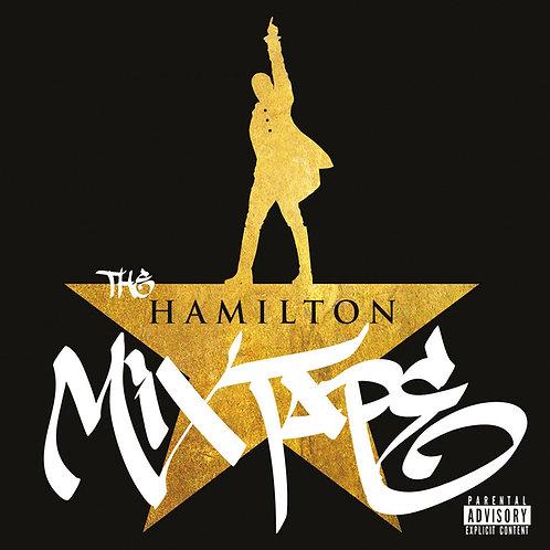 The Hamilton Mixtape [Explicit Content]..(Digital Download Card, 2PC) (Various A