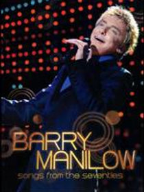 Barry Manilow: Songs from the Seventies [2 Discs] (Dvd Used)
