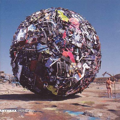 Anthrax – Stomp 442 CD