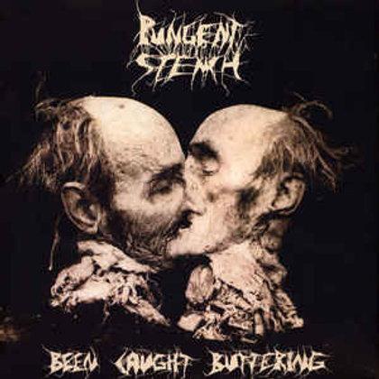 Pungent Stench – Been Caught Buttering(Vinyl, LP, Album, Reissue)