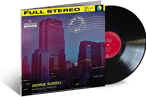 George Russell And His Orchestra* – New York, N.Y.