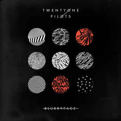 Twenty One Pilots - Blurryface..(Digital Download Card, 2PC) (L.P.)