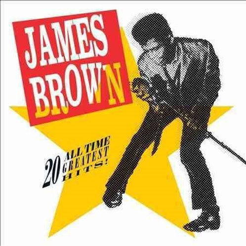 James Brown – 20 All-Time Greatest Hits!
