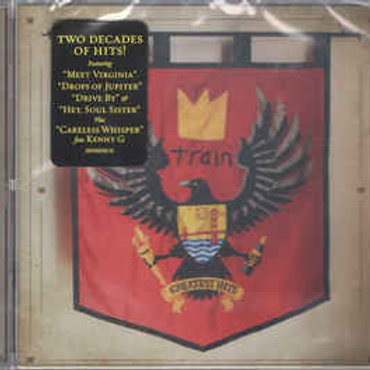 Train (2) – Greatest Hits CD