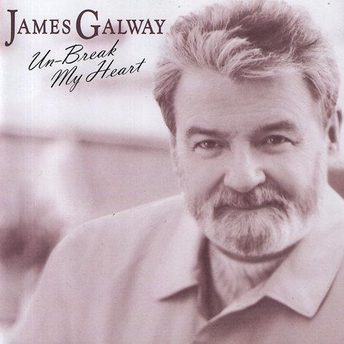 James Galway – Un-Break My Heart CD