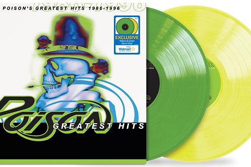 Poison  – Poison's Greatest Hits 1986-1996 Wallmart exclusive