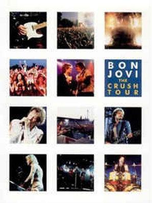 Bon Jovi–The Crush Tour (Dvd Used)
