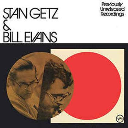 Stan Getz, Bill Evans – Stan Getz & Bill Evans (LP)
