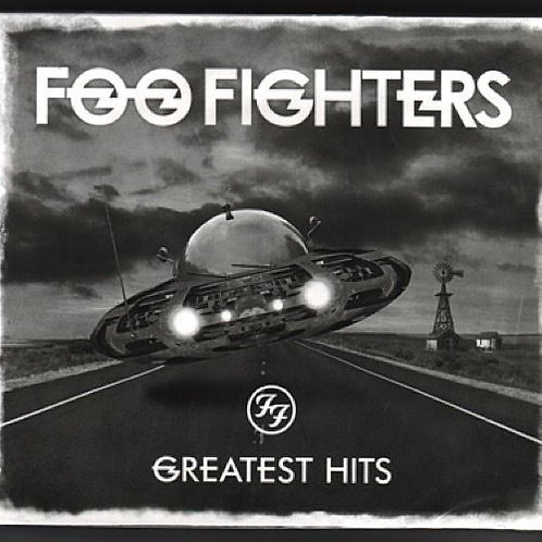 Foo Fighters – Greatest Hits CD