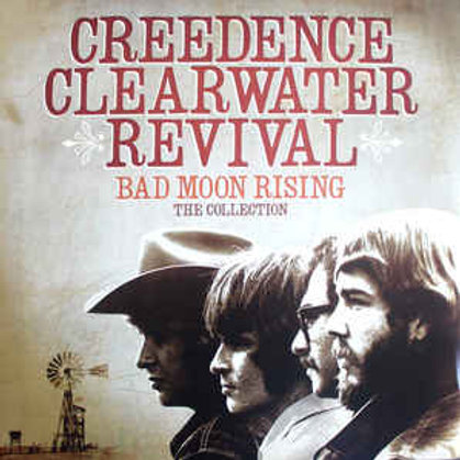Creedence Clearwater Revival ‎– Bad Moon Rising - The Collection