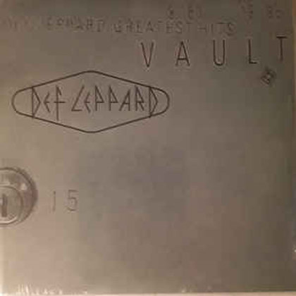 Def Leppard ‎– Vault: Def Leppard Greatest Hits 1980-1995 Gold vinyl