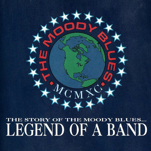 The Moody Blues – The Story Of The Moody Blues CD