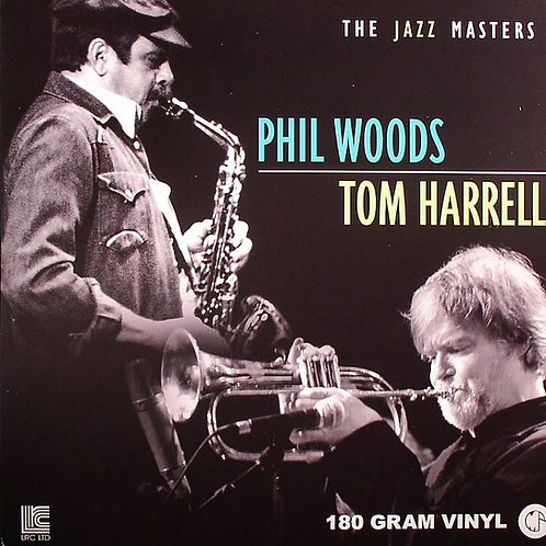 Phil Woods / Tom Harrell – The Jazz Masters CD