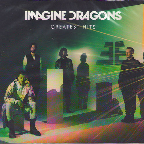 Imagine Dragons ‎–Greatest Hits CD