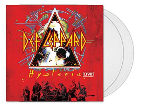 Def Leppard ‎– Hysteria Live