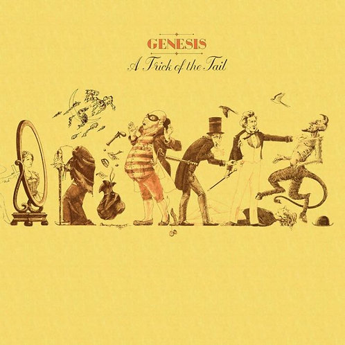 Genesis – A Trick Of The Tail (1 LPx 180g Easter Yellow Vinyl; SYEOR Exclusive)