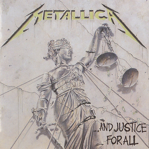Metallica –...And Justice For All CD