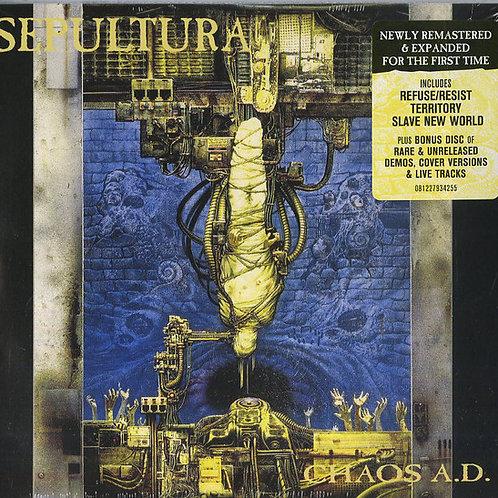 Sepultura – Chaos A.D. CD