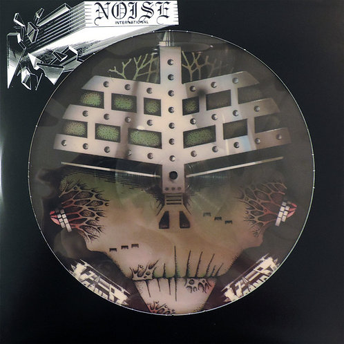 Voivod- Too Scared to Scream Picture Disc
