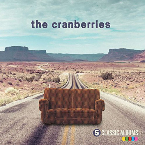 The Cranberries – 5 Classic Albums CD