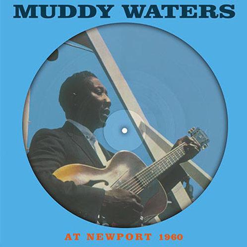 Muddy Waters–Muddy Waters At Newport 1960 (LP)