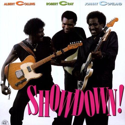 Albert Collins / Cray,Robert / Copeland,Johnny - Showdown (Vinyl)