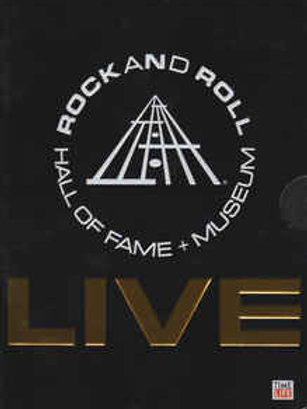 Rock And Roll Hall Of Fame + Museum: Live [3 Discs] (DvdUsed)