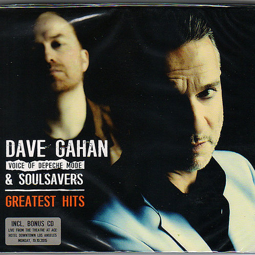 Dave Gahan & Soulsavers* – Greatest Hits CD