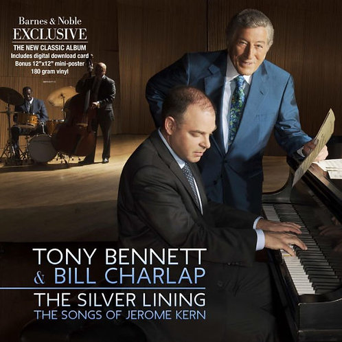 Tony Bennett-The Silver Lining: The Songs of Jerome Kern [B&N Exclusive 2LP]