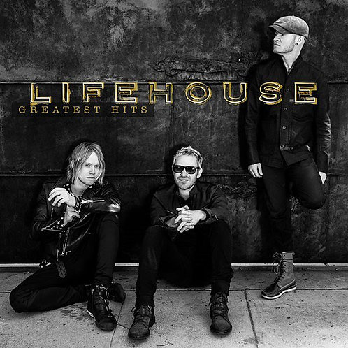 Lifehouse ‎– Greatest Hits CD