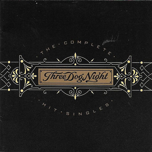 Three Dog Night ‎– The Complete Hit Singles CD