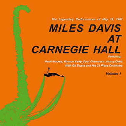MILES DAVIS - At The Carnegie Hall Part 1 (LP)
