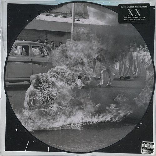 Rage Against The Machine – Rage Against The Machine XX LP