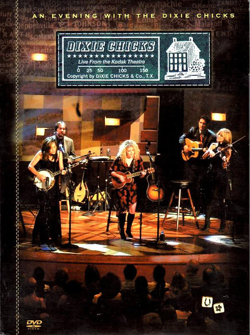 An Evening With The Dixie Chicks - Live From The Kodak Theatre (Dvd Used)