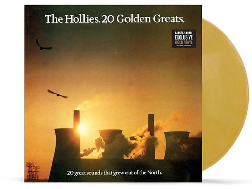 The Hollies - 20 Golden Greats [B&N Exclusive] [Gold Vinyl]