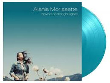 Alanis Morissette – Havoc And Bright Lights Limited Edition, Numbered, Reissue,