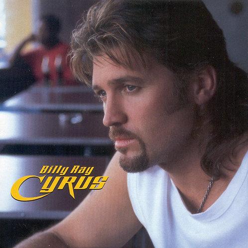 Billy Ray Cyrus – Southern Rain CD