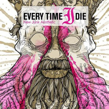 Every Time I Die – New Junk Aesthetic CD